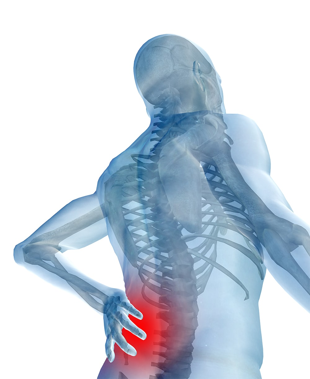 For lower backpain